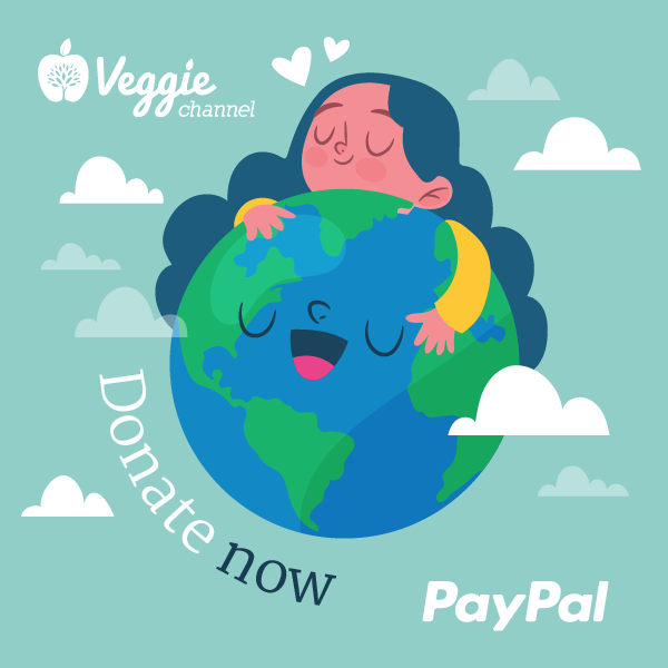 Donate Veggie Channel