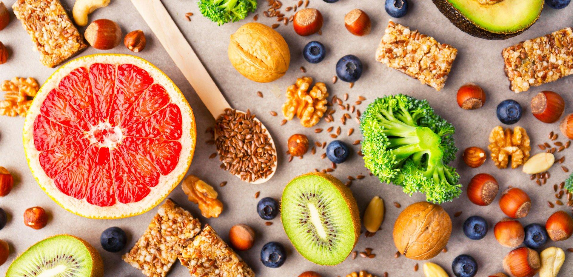 alimentazione a base vegetale