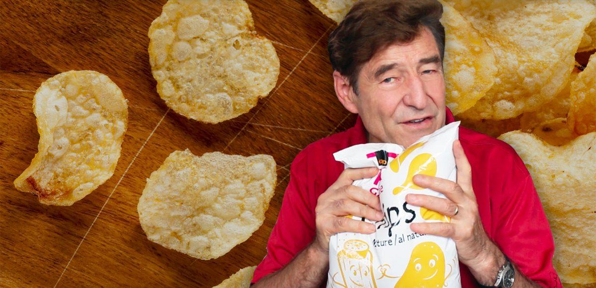 Hans Diehl e patatine fritte