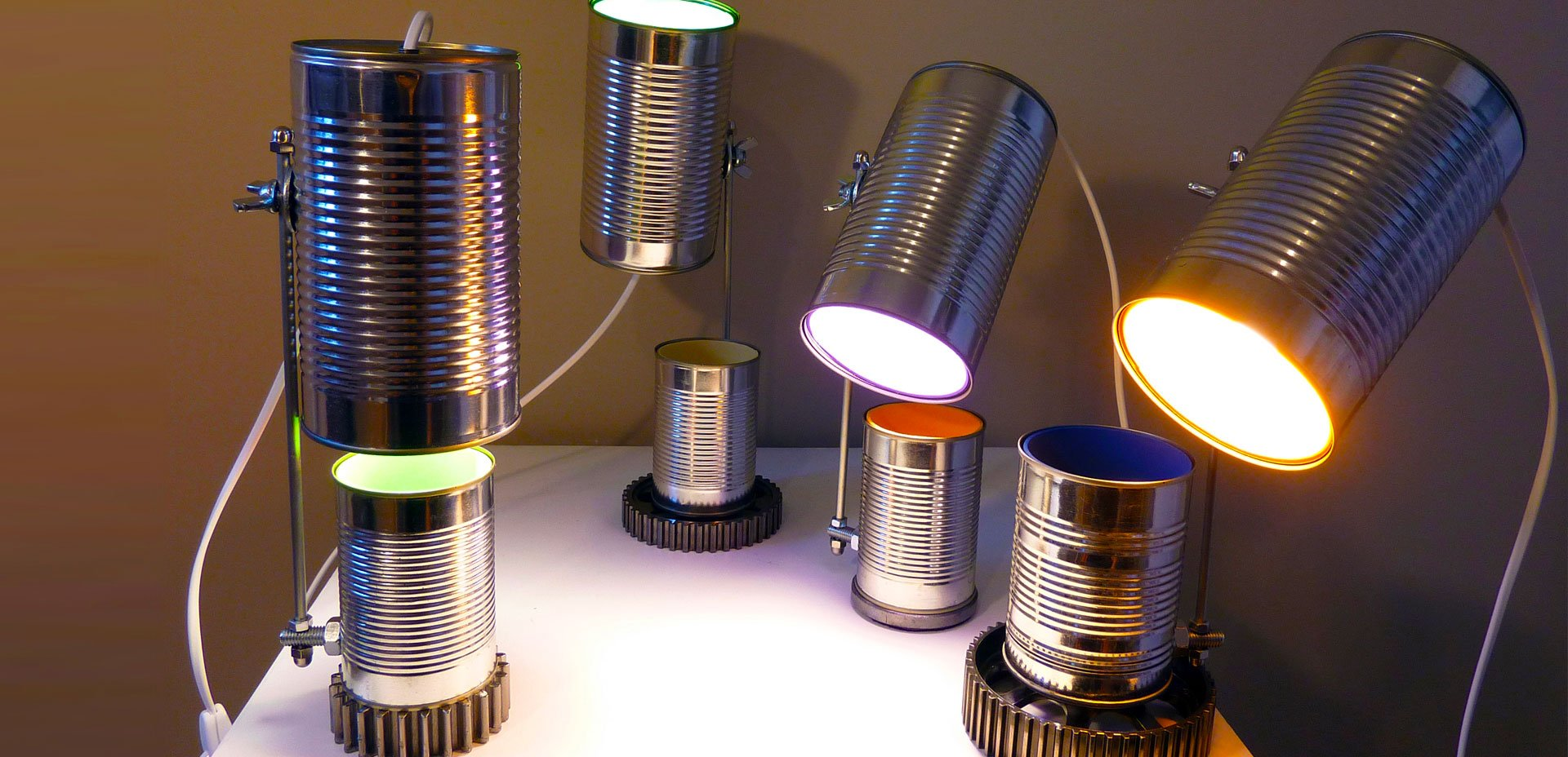 eco design, lampada latternina
