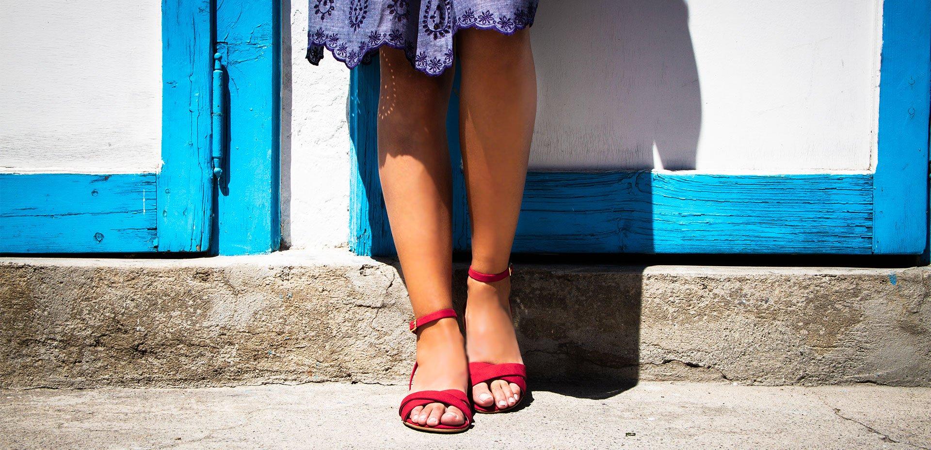 scarpe vegane donna Fera Libens