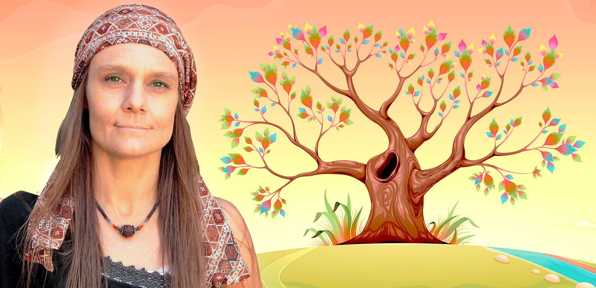 Janine Van der Merwe, facilitatrice e formatrice in Costellazioni Famigliari Alchemiche