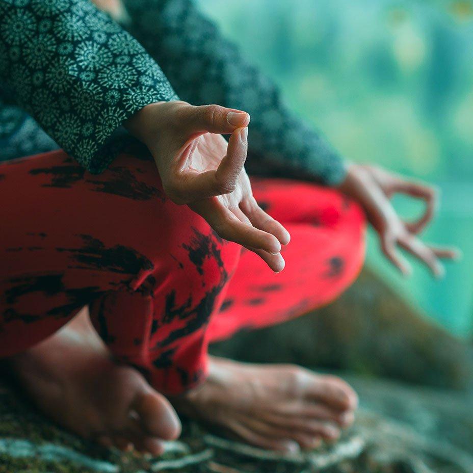 meditare per ritrovare pace e serenità