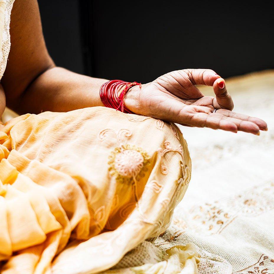 mantra e meditazione per ritrovare pace e serenità