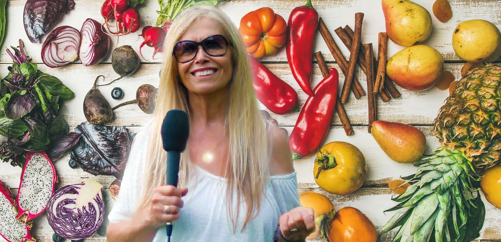 Mimi Kirk: Vegani crudisti