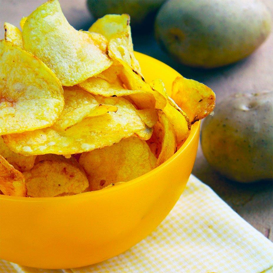 patatine fritte vs patate