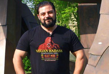 Patrik Baboumian: Il vegano più forte al mondo
