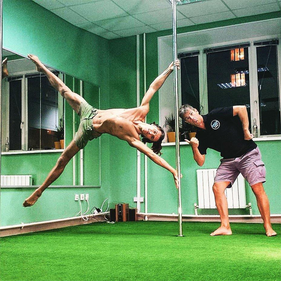 scuola di pole dance a Kazan