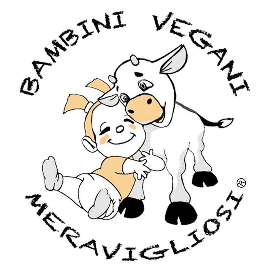 logo Bambini Vegani Meravigliosi
