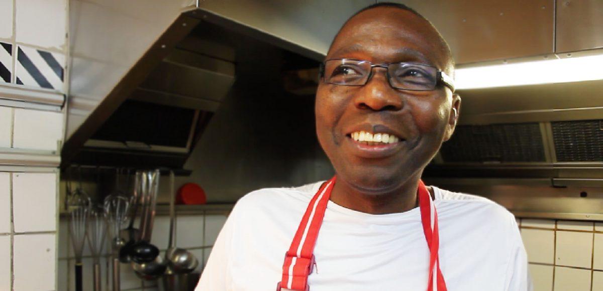 Ben Asamani chef vegano