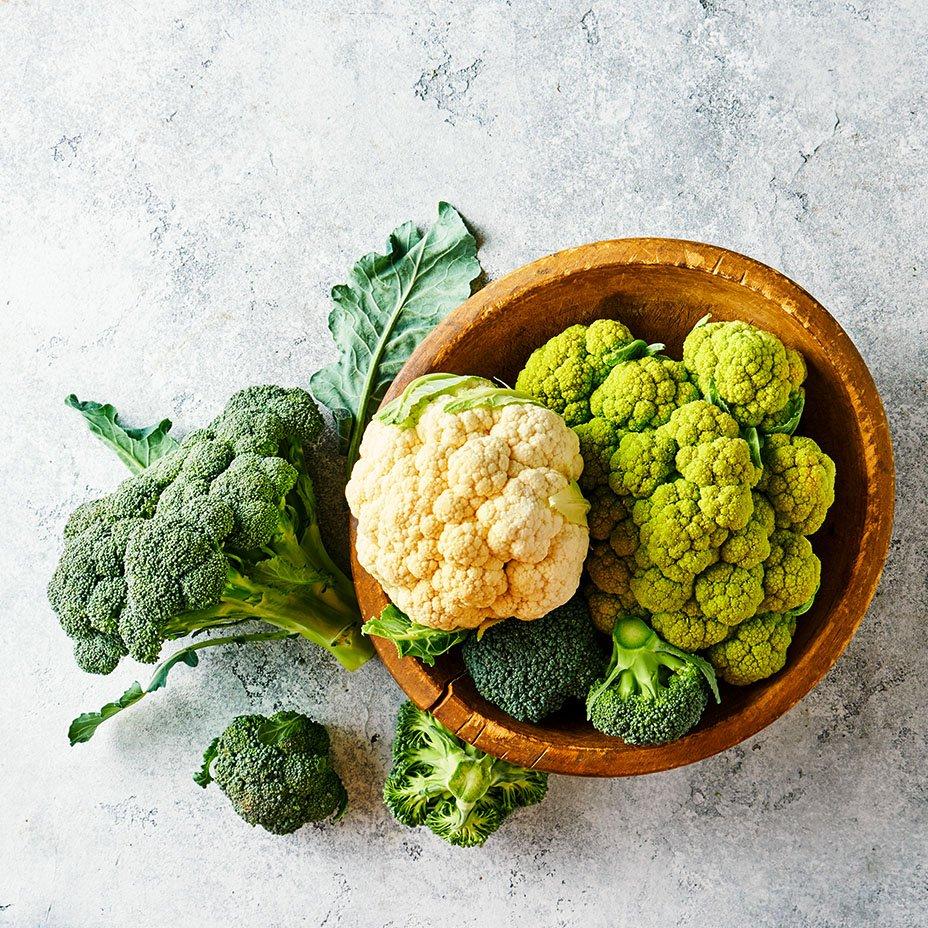 Broccoli, contengono la colina