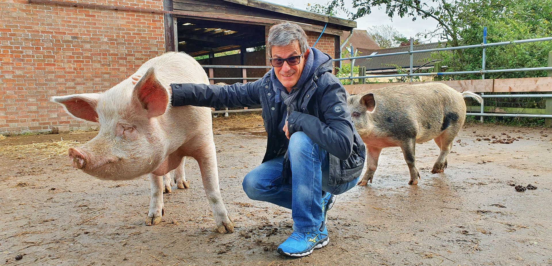 Massimo Leopardi, Tower Hill Stables Animal Sanctuary