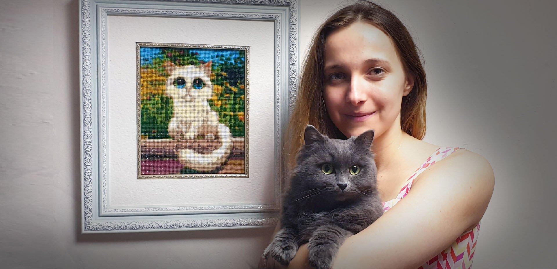 Storia di una ragazza che aiuta gli animali