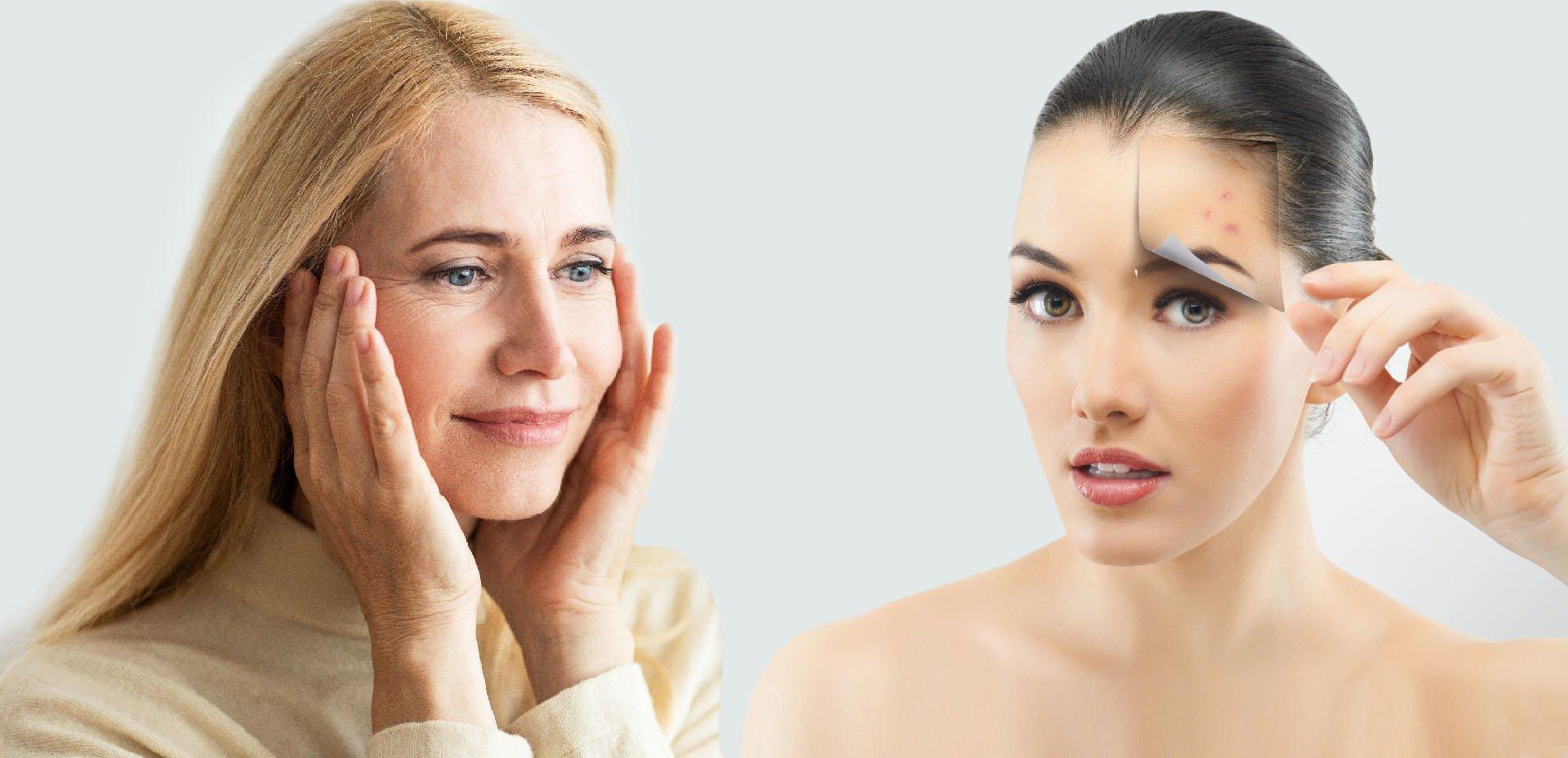 Trattamento fai da te per pelli mature e pelli impure