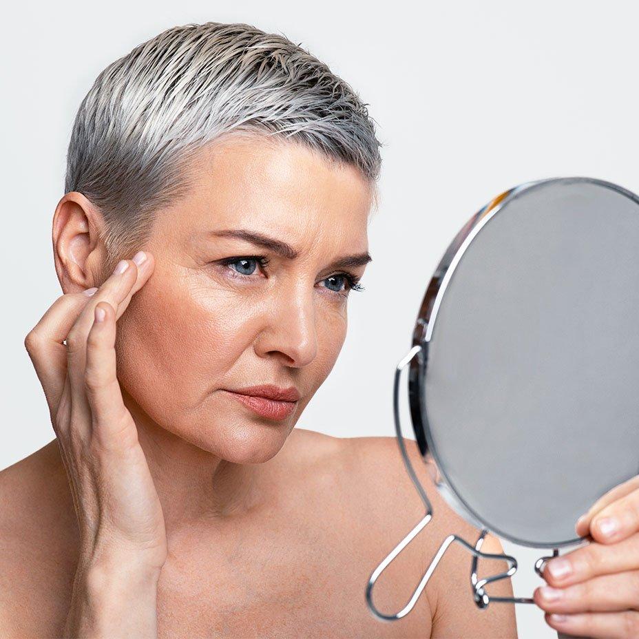 Trattamento fai da te per pelli mature