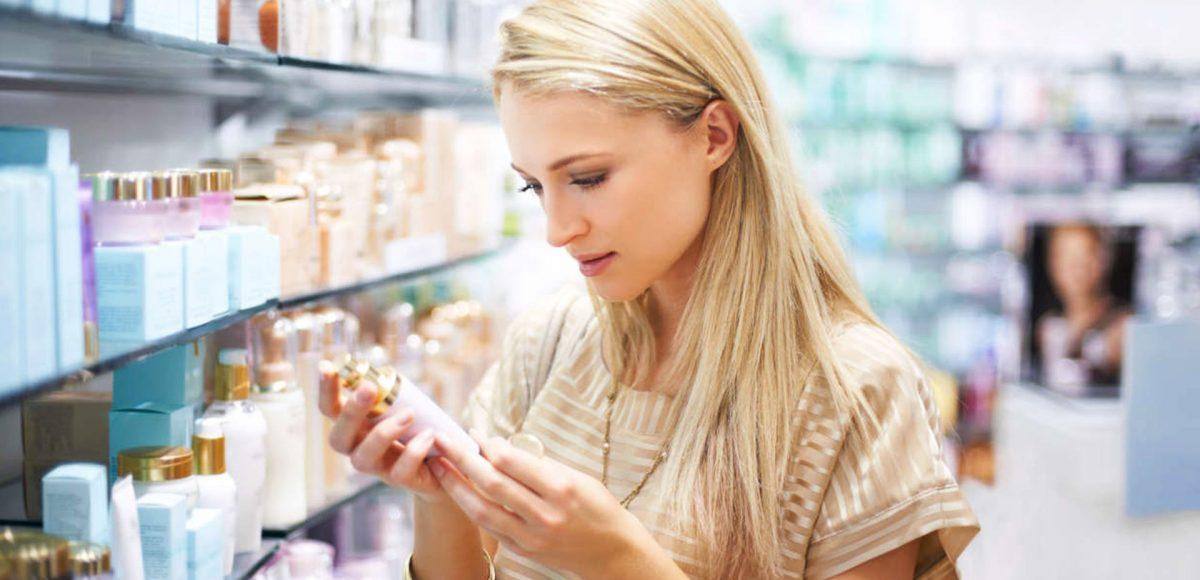 cerchiamo sostanze di origine animale nei cosmetici
