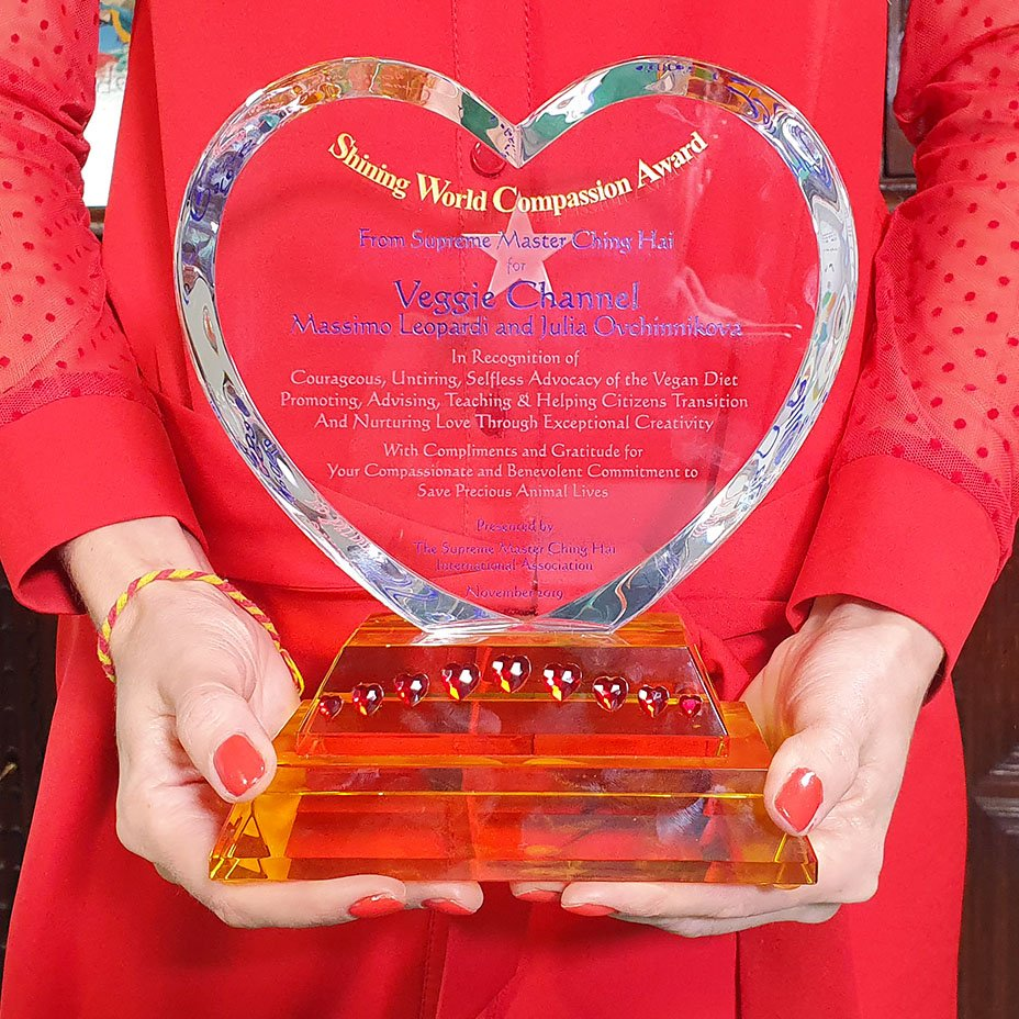 Premio Shining World Compassion Award