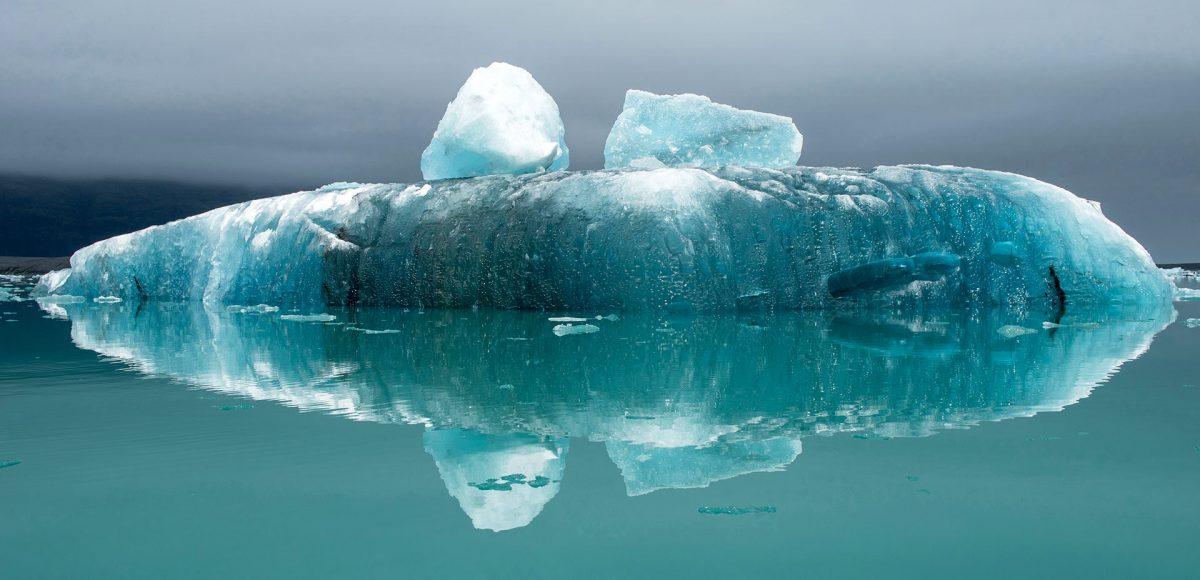 surriscaldamento globale: scioglimento dei ghiaccii