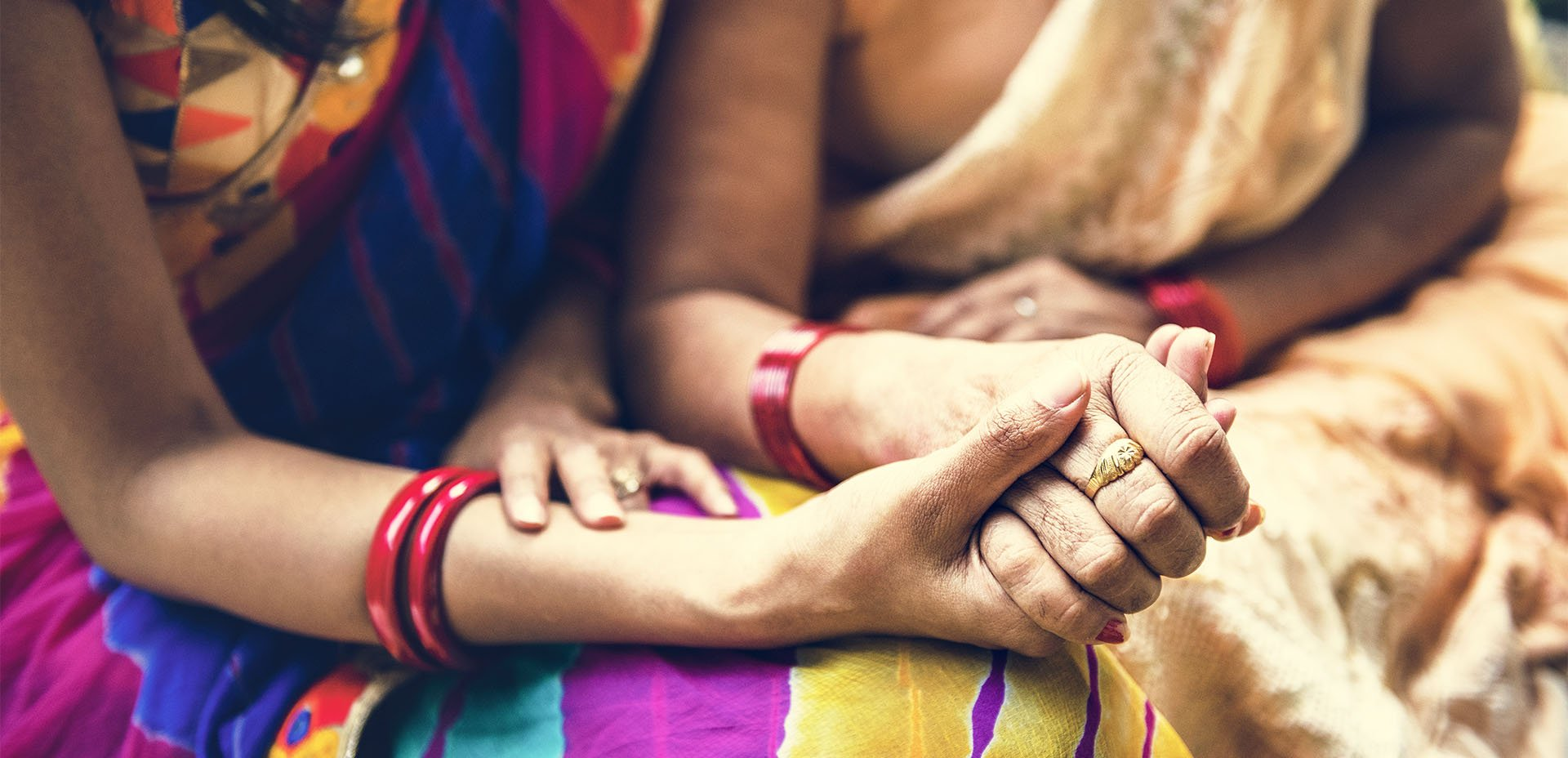 famiglia indiana