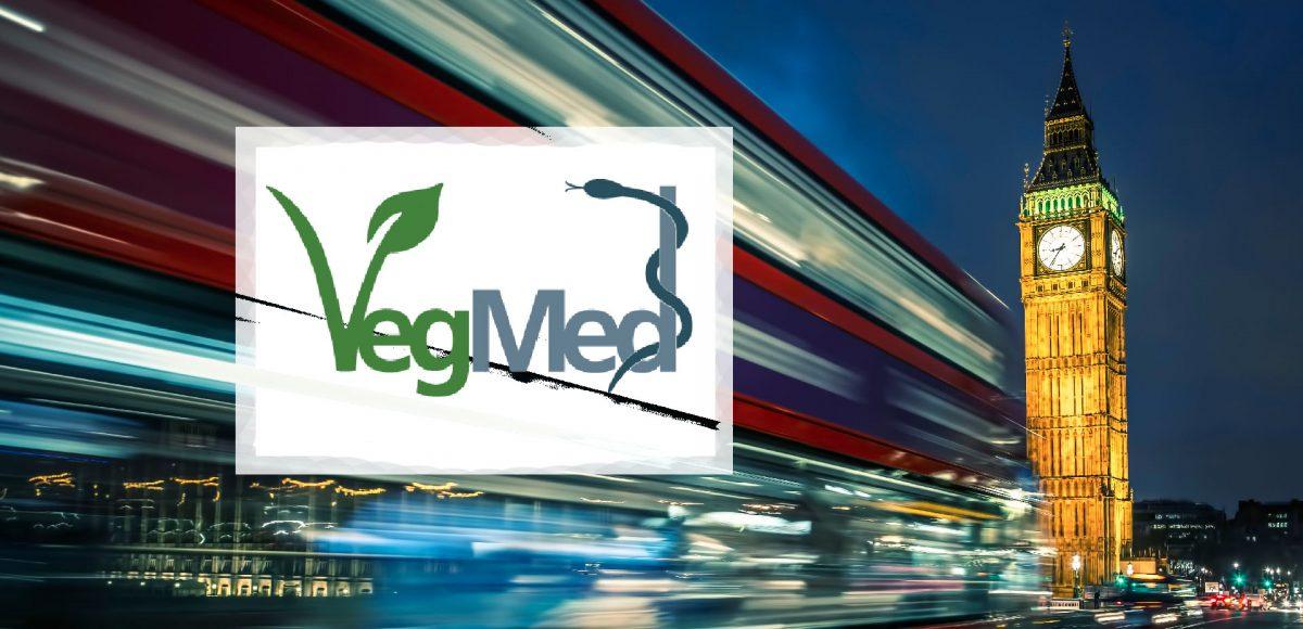 VegMed Londra 2019