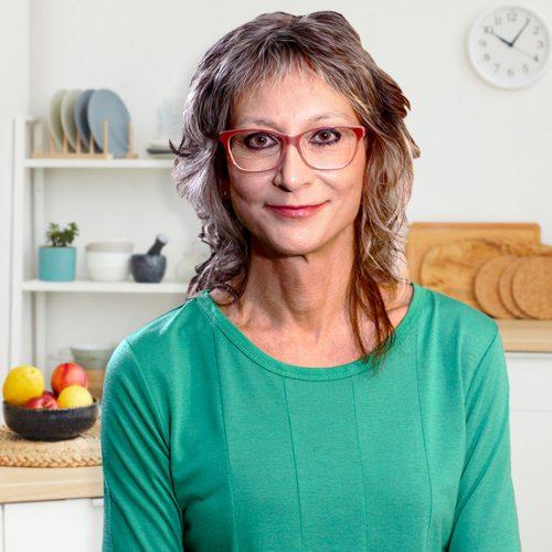 Luciana Baroni cucina serie
