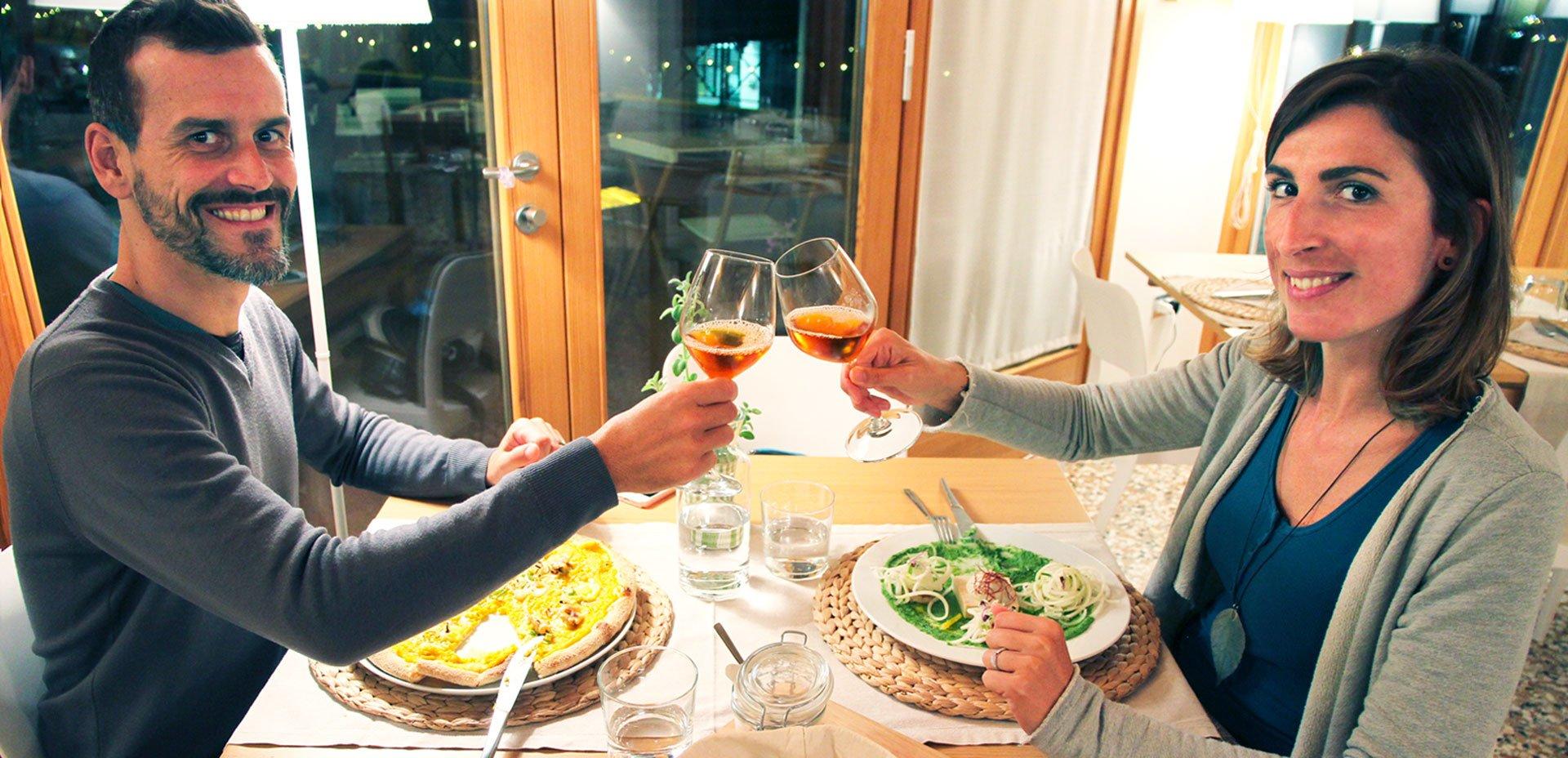 Al Tiglio cucina naturale - Ristorante vegano a Moruzzo (Udine)