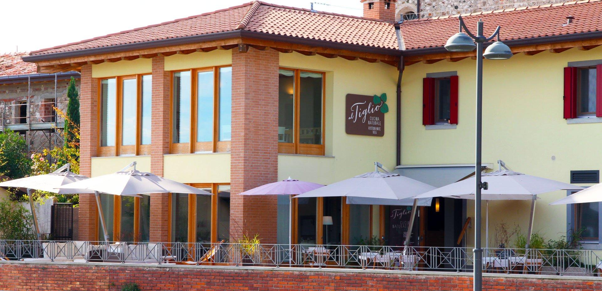 Ristorante vegano in Friuli