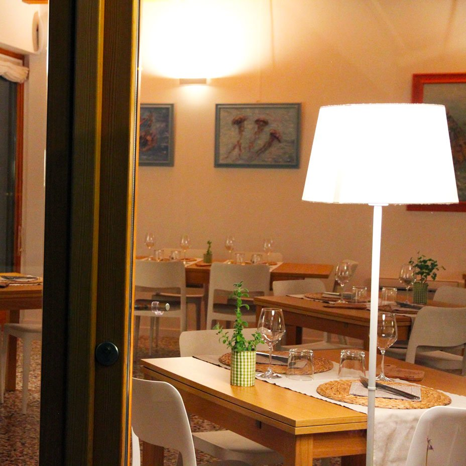 ristorante vegan a Moruzzo