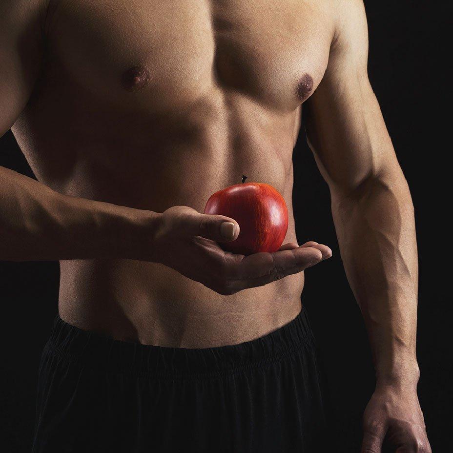 dieta e bodybuilding