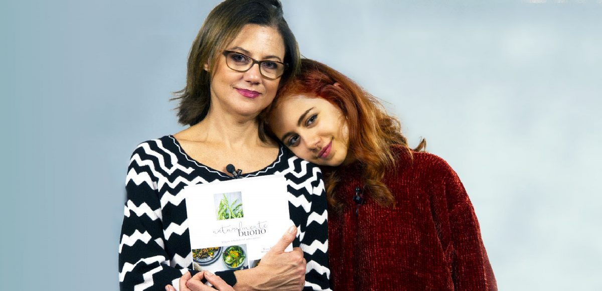 Mimma Sangiorgio e Marta Ansaldo, naturalmente buono