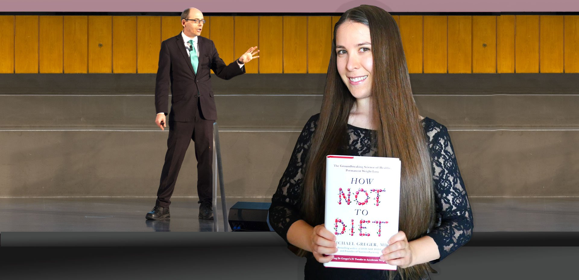 "Dimagrire per sempre. La serie ""How not to diet"""