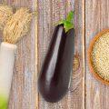 Ingredienti per i Cannelloni di porro alle melanzane