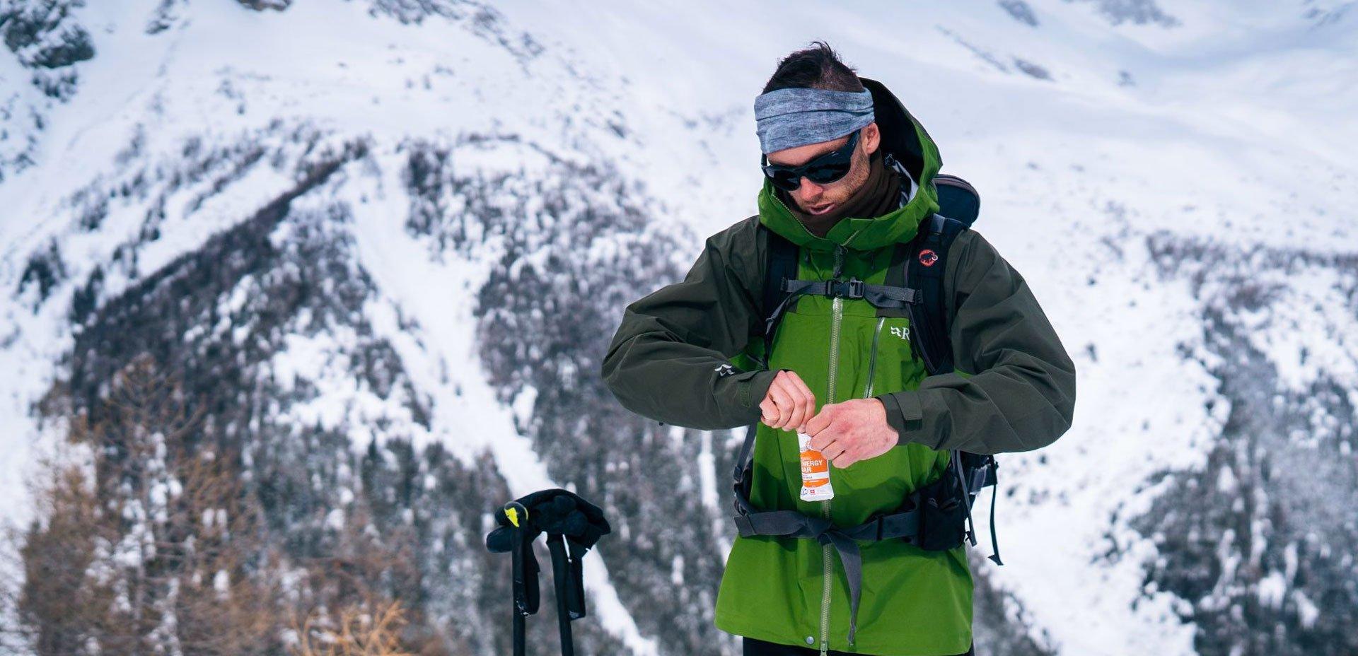 barretta energetica crown health in montagna