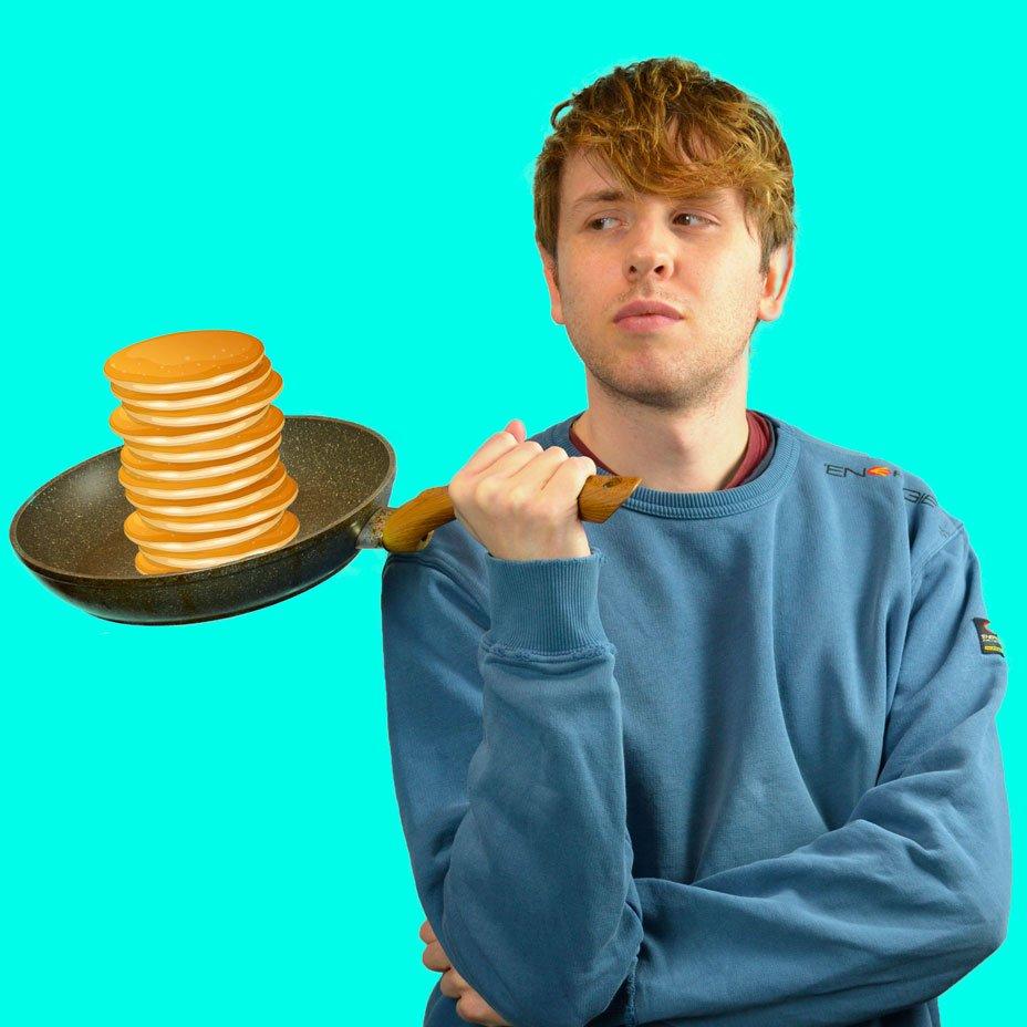 Meo Lipa e pancakes
