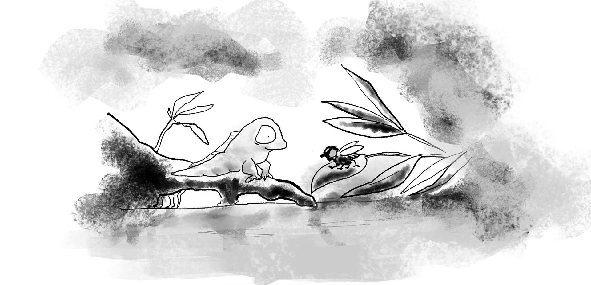 primi anfibi del pianeta, Biagio Bagini