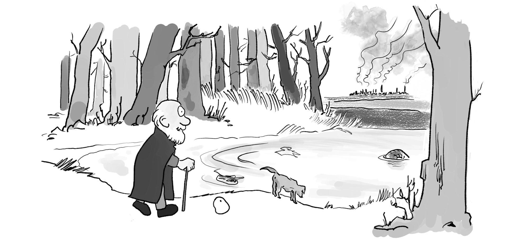 """""""Miniromanzo della Vita sulla Terra"""", Charles Darwin"""