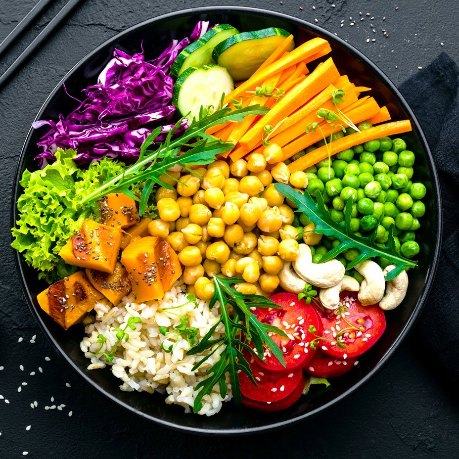 vegan bowl