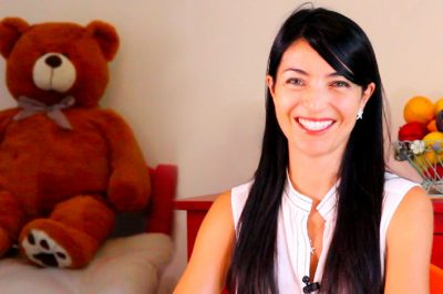 Carla Tomasini pediatra vegan