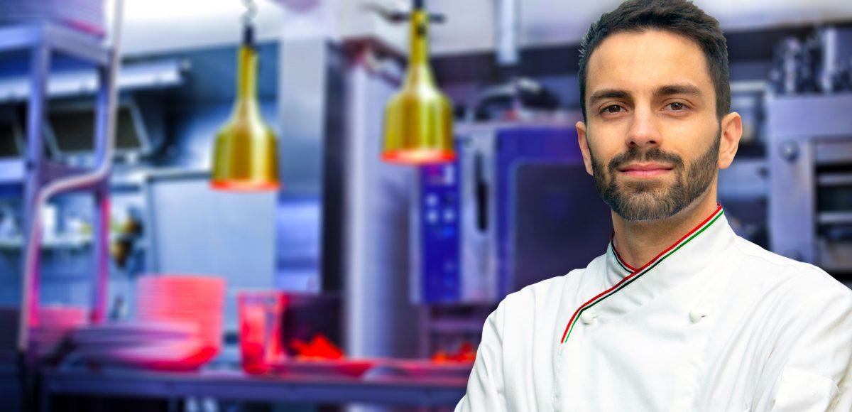 Paolo Baratella chef vegano