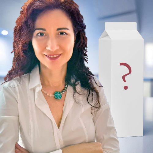 anna sarni latte serie