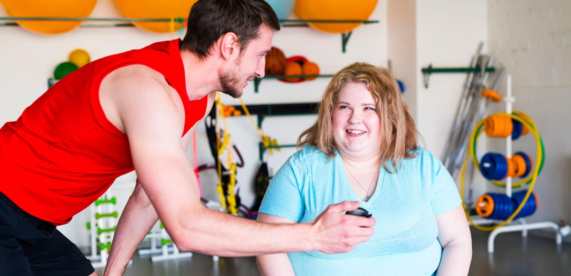 esercizio fisico e dimagrimento