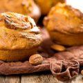 muffins di mandorle