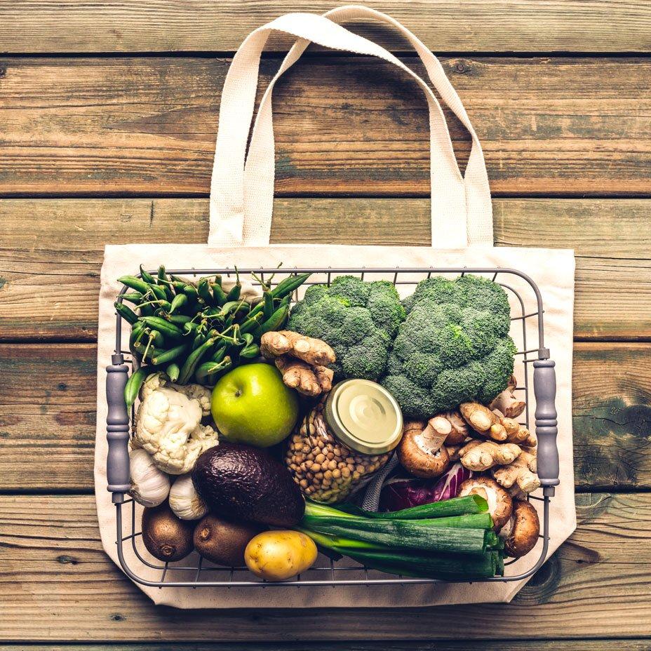 Come organizzare una dispensa vegetale, genuina e gluten free