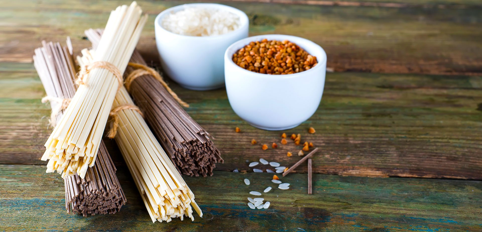 Pasta senza glutine: scelta e cottura