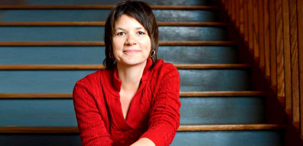 "Liz Marshall, regista del film ""Meat the Future"""
