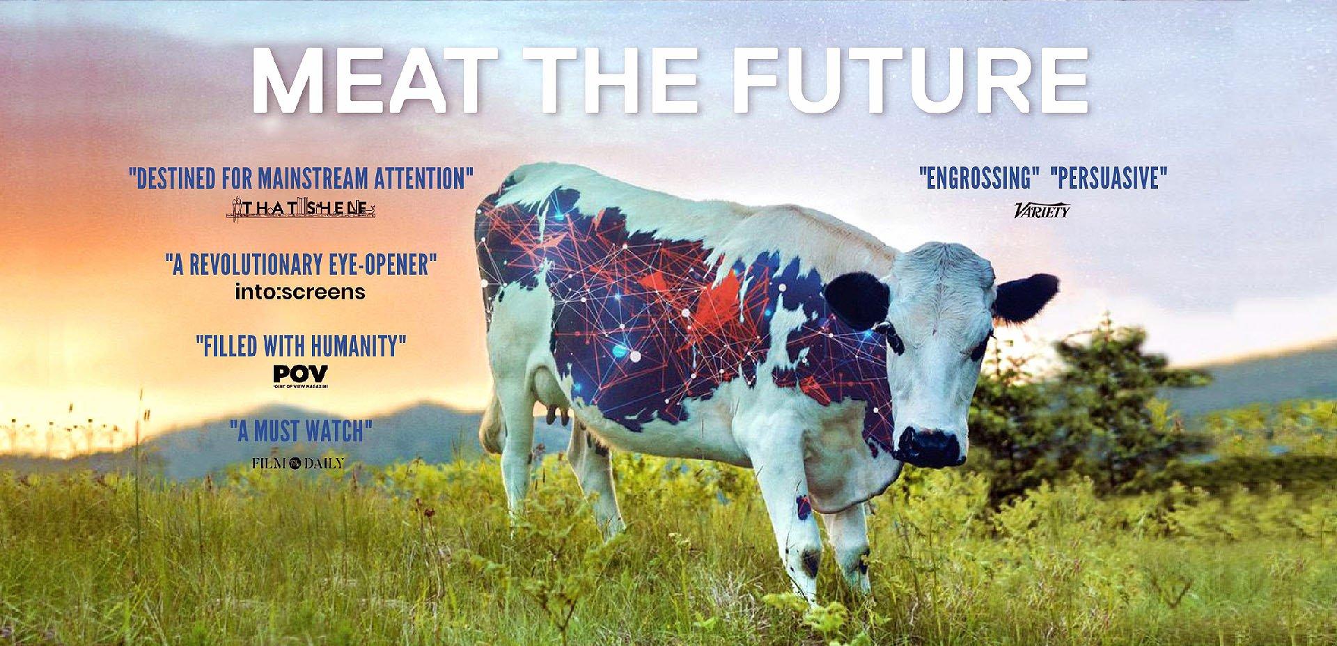 Meat the Future, documentario