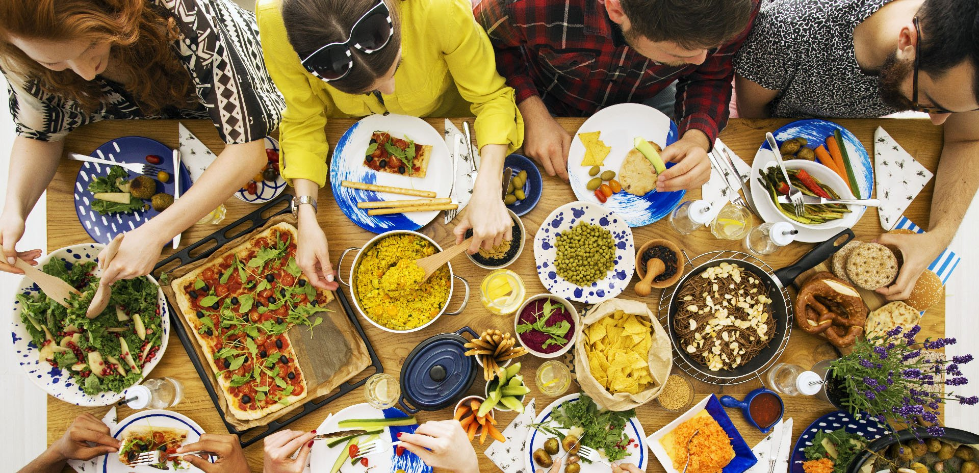 Dieta vegana e vegetariana: danni alle ossa?