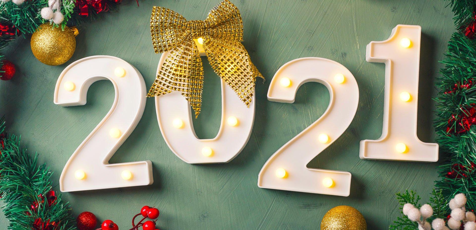 Nuovo anno 2021