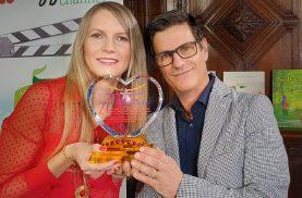 Shining World Compassion Award - Veggie Channel