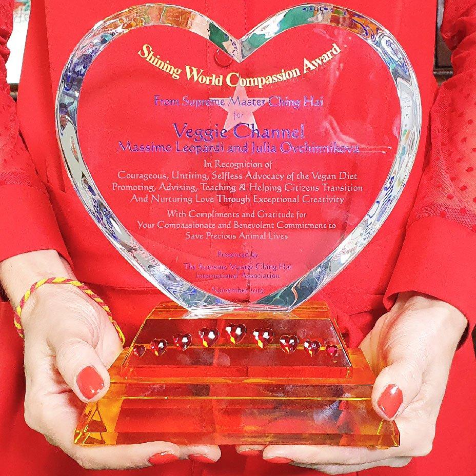 Shining World Compassion Award
